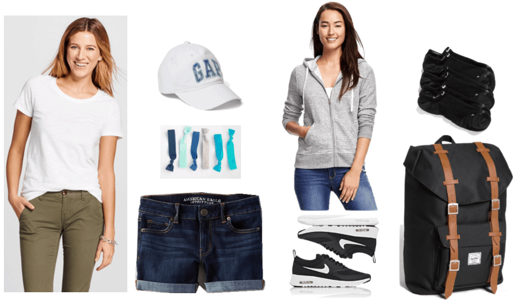 """Ask CF: How Do I Build a Capsule Wardrobe for My Trip Abroad?"" Outfit #3"