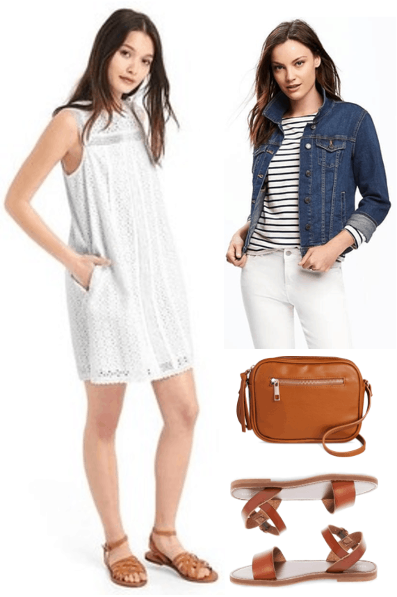 """Ask CF: How Do I Build a Capsule Wardrobe for My Trip Abroad?"" Outfit #6"