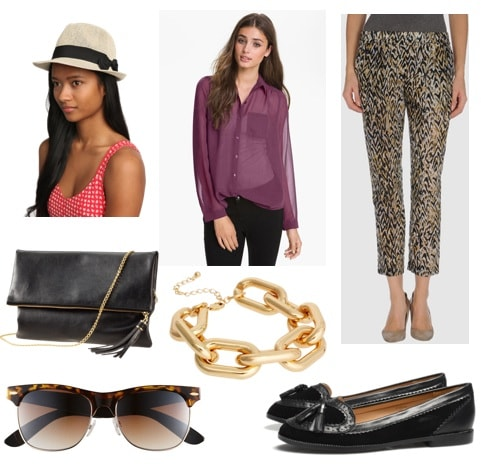 Ask CF-Covered Up Summer-Silk Pants