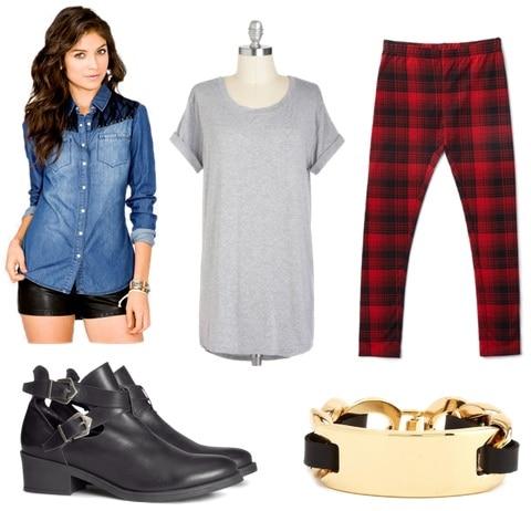 Ask cf laid back style leggings