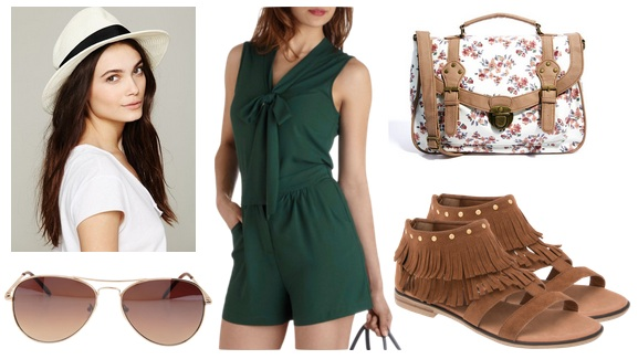 Ask cf summer school romper