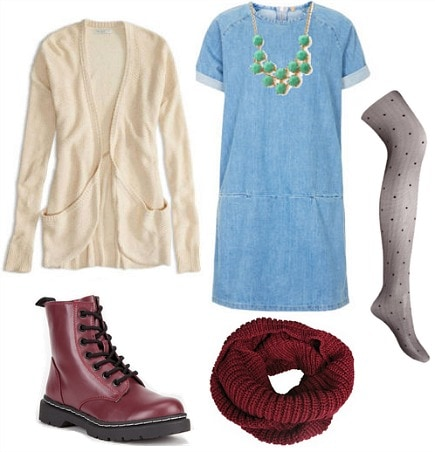 Ask cf transitional weather outfit 2