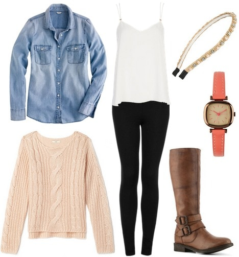 Ask cf transitional weather outfit 3
