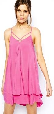 Asos pink dress 2