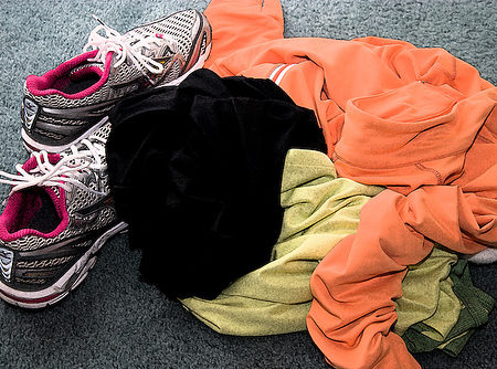 Athletic clothes