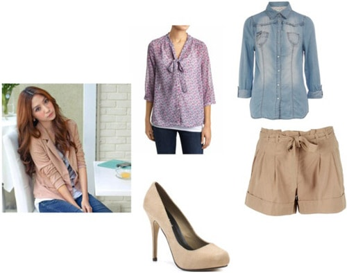 Outfit inspired by Blair from Atlantic Pacific