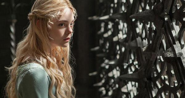 Aurora from the Maleficent movie
