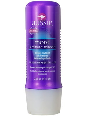 aussie 3 minute miracle deep conditioning treatment