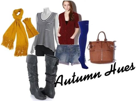 Autumn Hues outfit