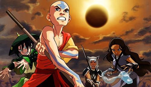 Avatar the Last Airbender Promo