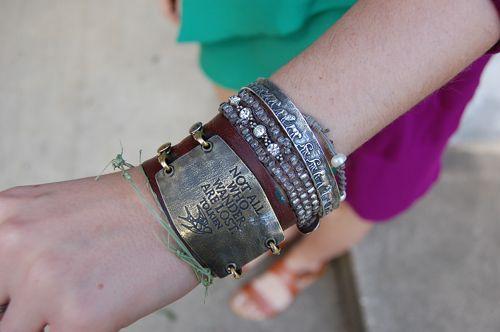Avery Bracelets