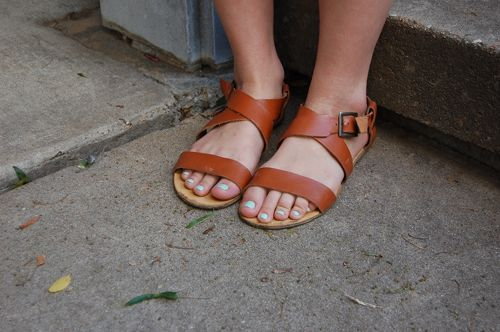 Avery Sandals