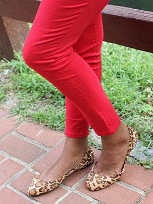 Ayanna Pants+Shoes