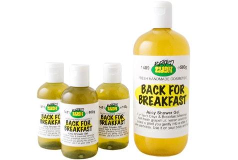 Back for Breakfast Shower Gel