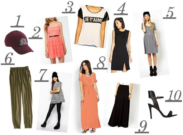 Back to school fashion finds under 25