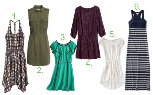 Back to school must have dresses