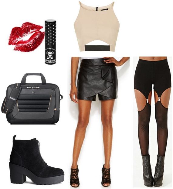 BadBlood Catastrophe Outfit