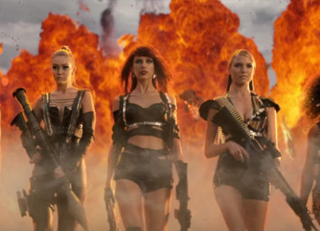 Bad Blood Music Video