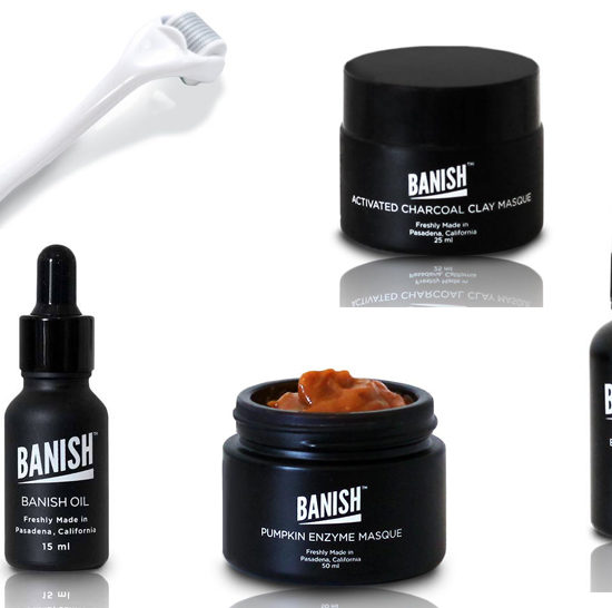 Banish prize pack