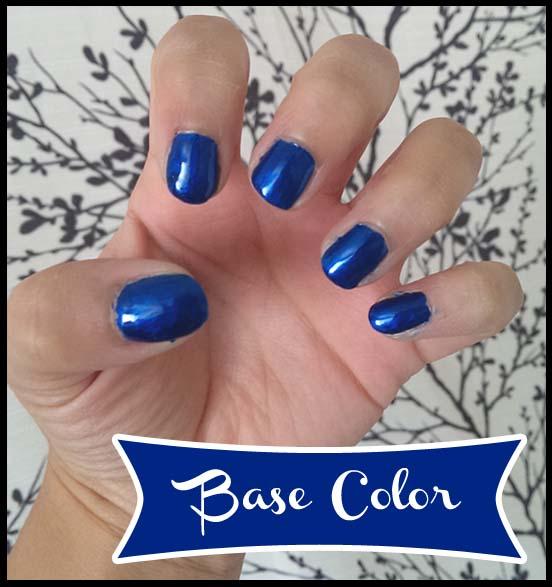 Base color elegance tutorial