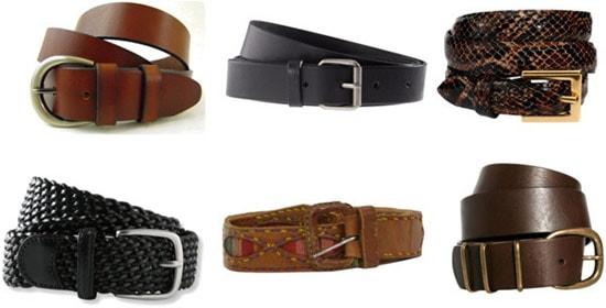 Basic everyday belts
