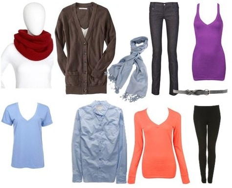Basic Clothes and Accessories