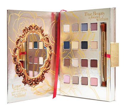 Disney's Beauty and the Beast Pro Eyeshadow Palette
