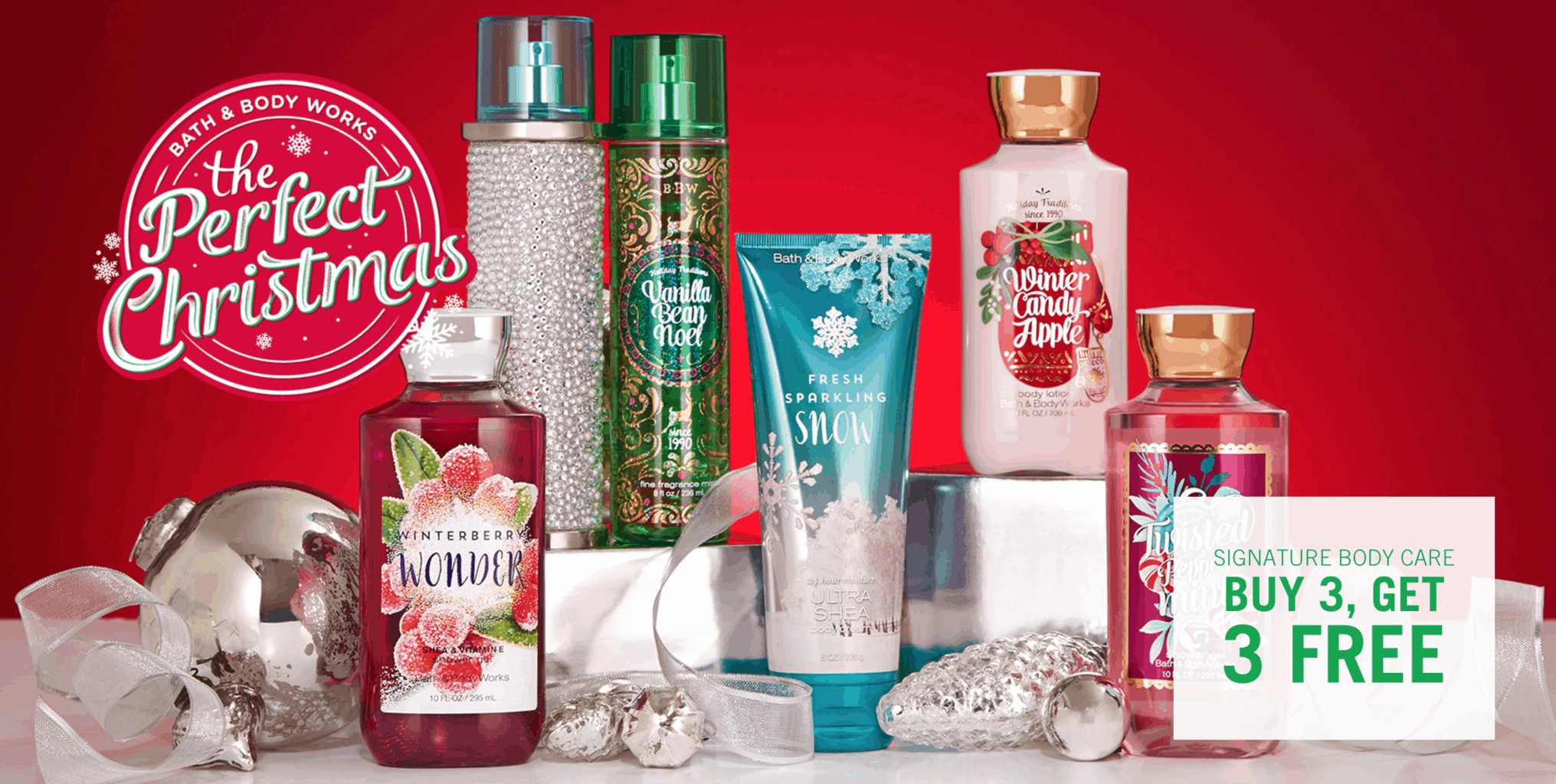 My Bath And Body Works Winter Favorites College Fashion