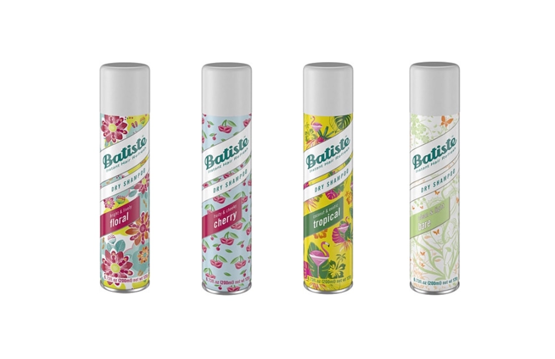Beauty classics: Batiste dry shampoo