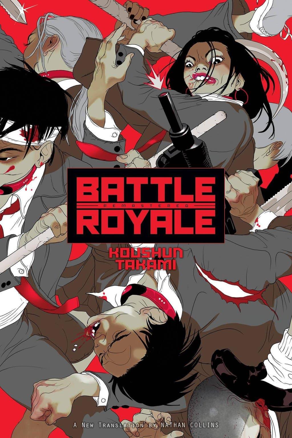 Battle Royale book cover