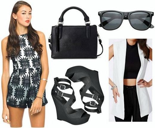 BCBG Max Azria resort 2014 fashion inspiration