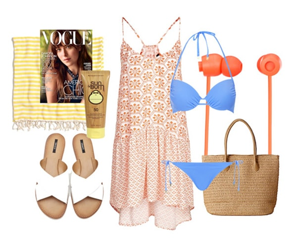 Beach Inspired Outfit