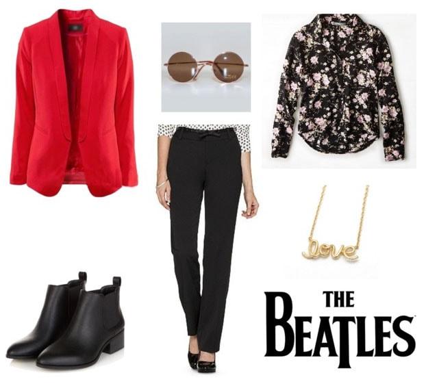 Beatles fashion inspiration