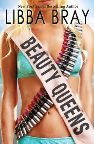 Beauty Queens by Libba Bray - book cover
