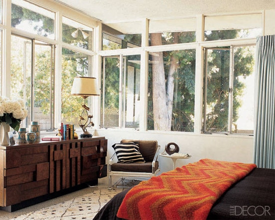 Trina Turk home decor bedroom