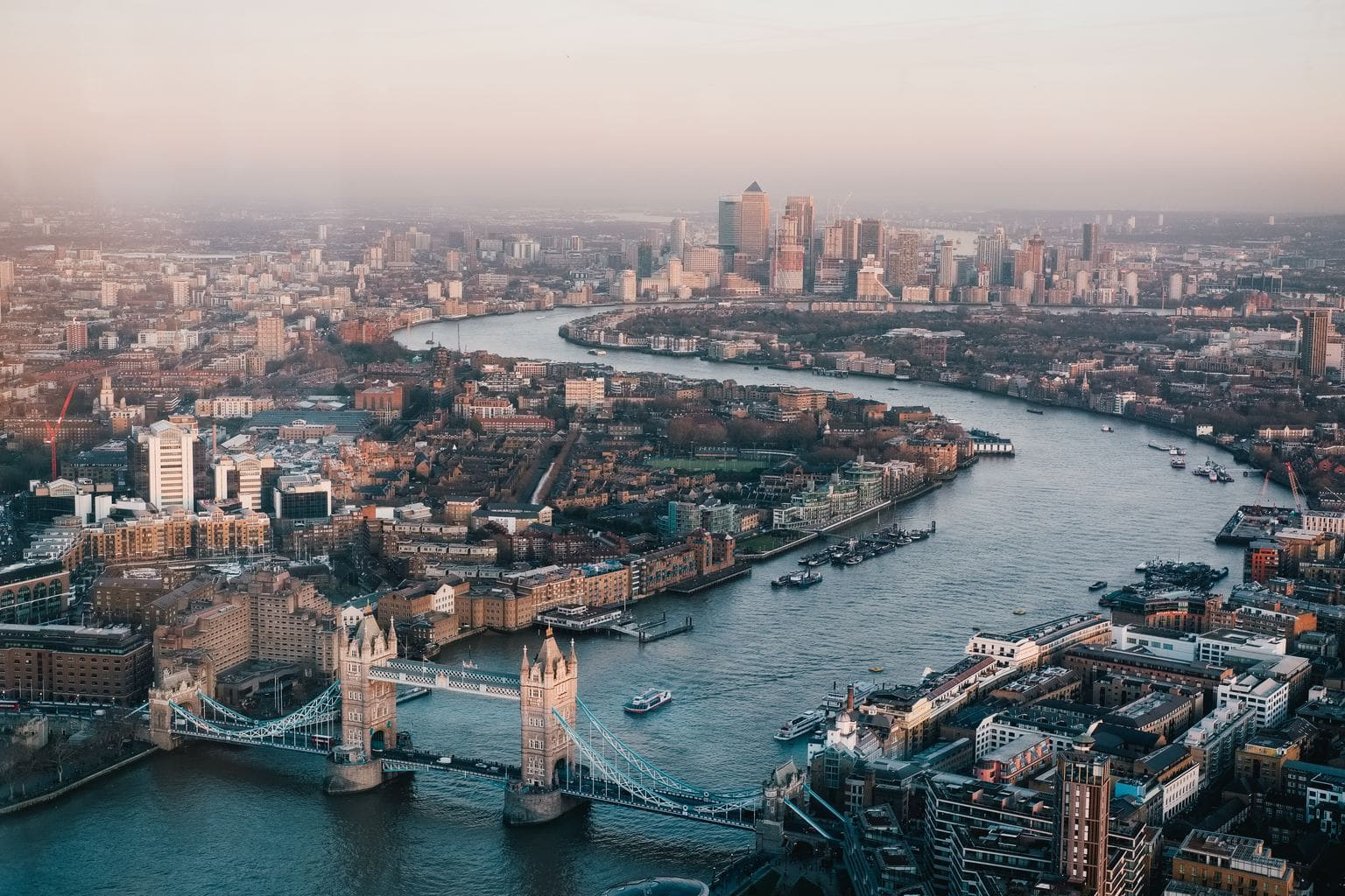 London, England, Britain, city, cityscape, birds eye view, travel, Europe