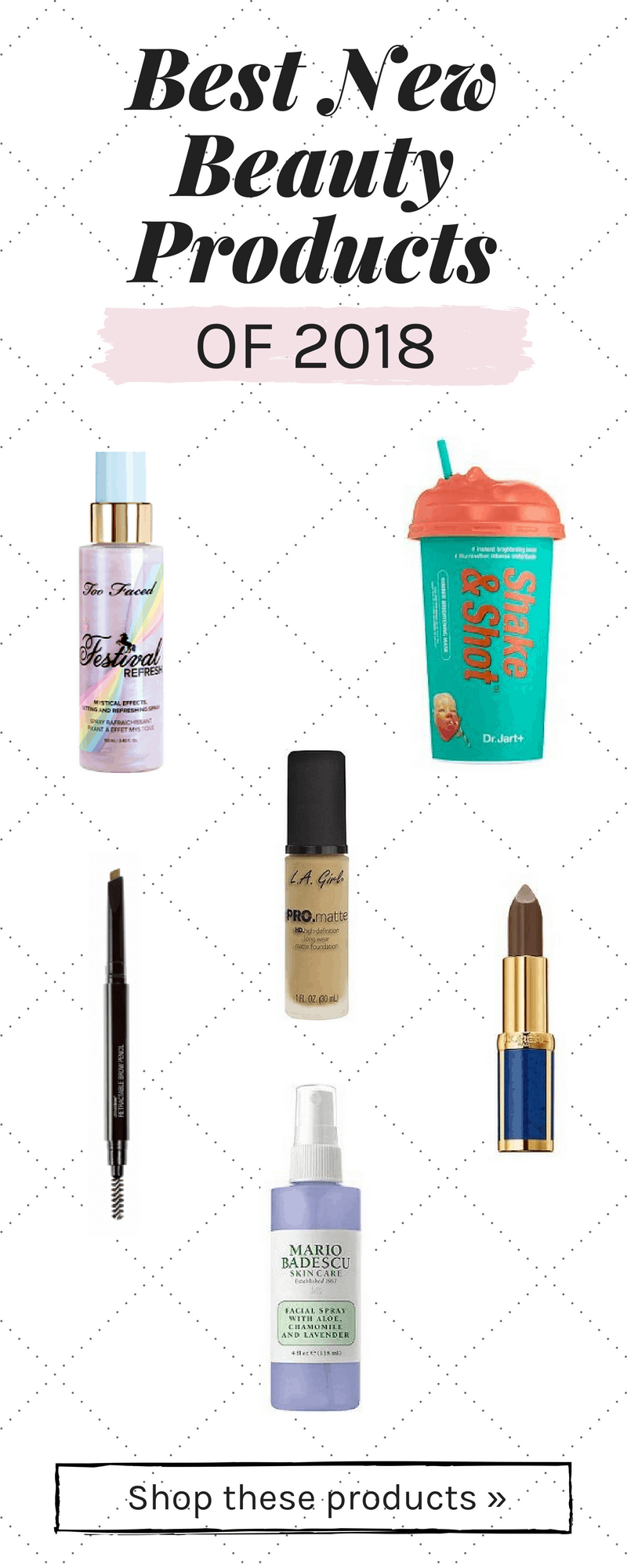 Best new beauty products of 2018 so far