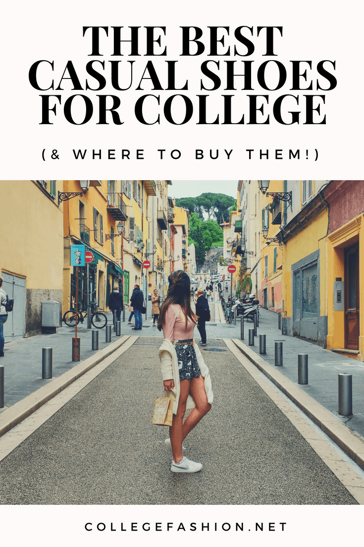These Are The Best Everyday Shoes For College Girls College Fashion