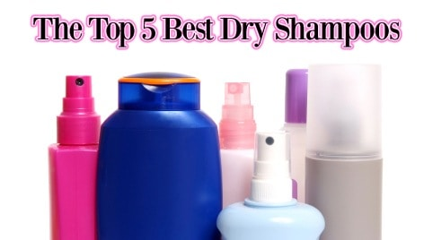 The top 5 best dry shampoos