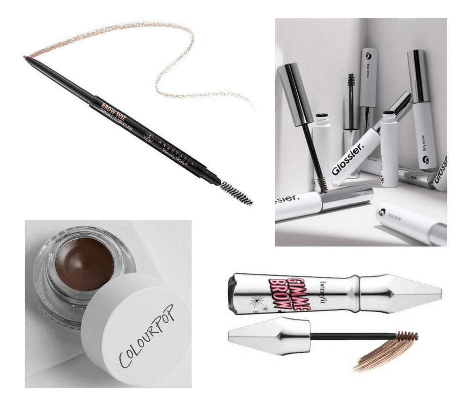 These Are The Best Eyebrow Products Ever