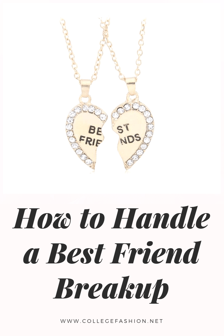 how to confront your best friend