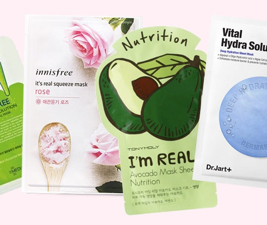 Best korean sheet masks