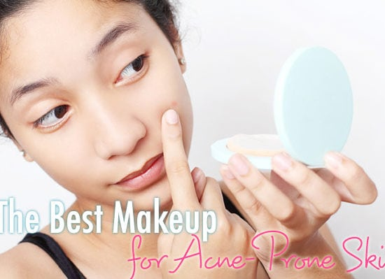Best makeup for acne