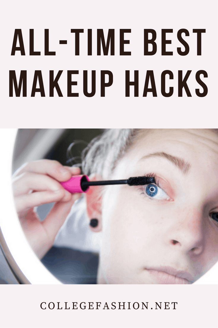 Makeup Hacks That Actually Work: Our 6 Faves