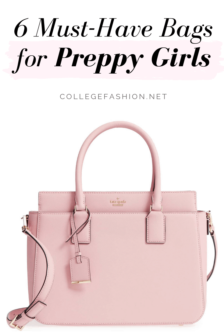 Best preppy handbags: The must-have bags for preppy girls