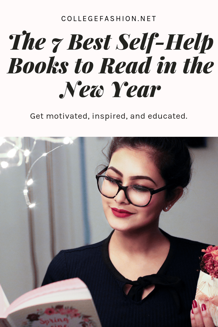 The best self help books to read in the new year