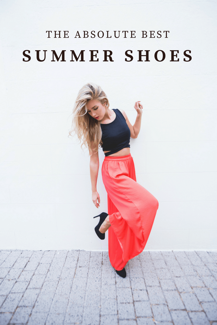 The best shoes for summer: Here are the pairs of shoes every girl needs for the summer season, including the best sandals, heels, sneakers, and more.