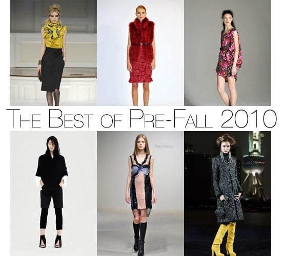 The best of pre-fall 2010 fashion