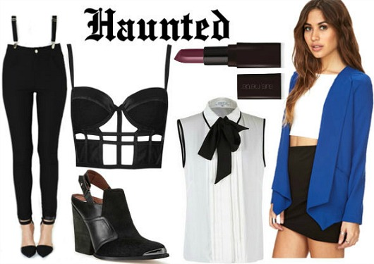 Beyonce haunted look