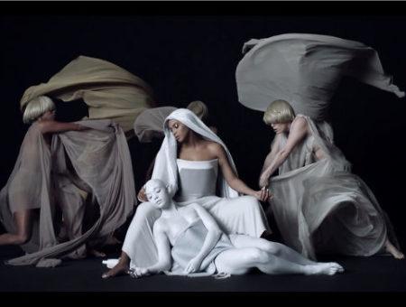 Beyonce visual album mine